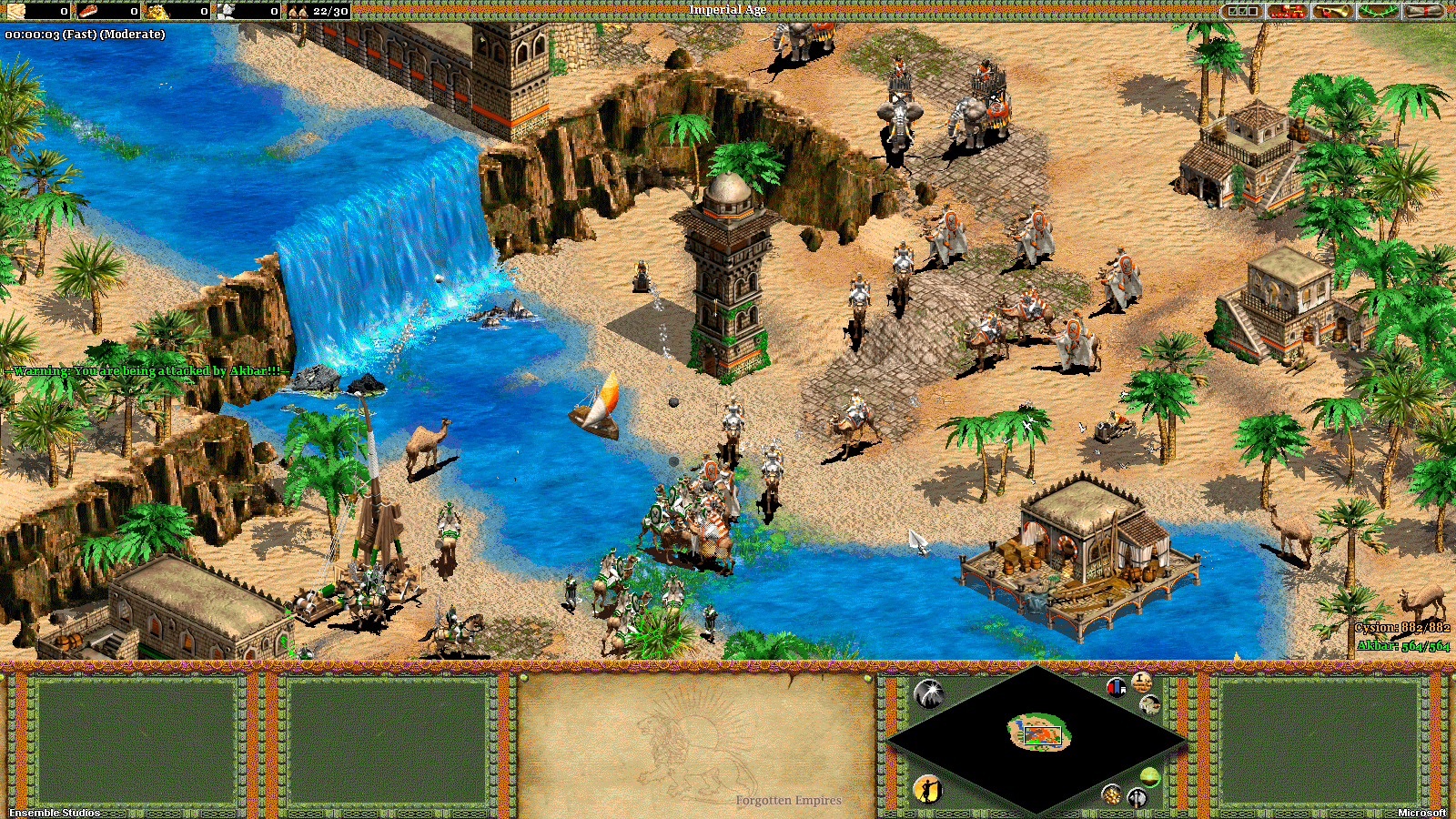 Age Of Empires The Forgotten Empires :Indians