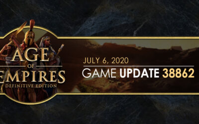 Age of Empires: Definitive Edition — Update 38862