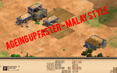 Malay Bonus – Ageing Up 80% Faster