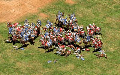 Malian Cavalry Comparison