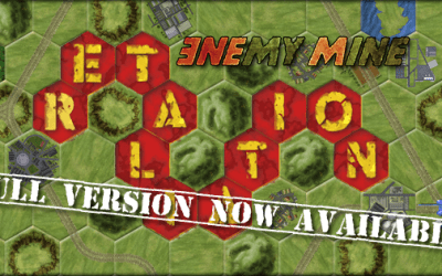 Retaliation: Enemy Mine – Full Version Released!