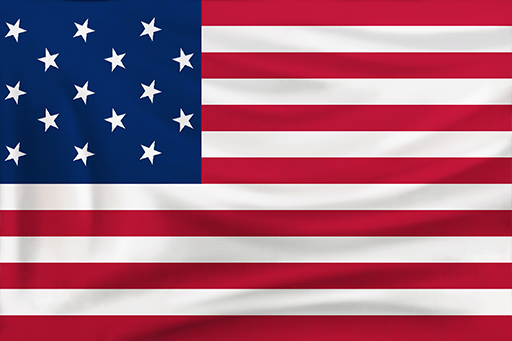 Flag of the United States in Age of Empires III: Definitive Edition