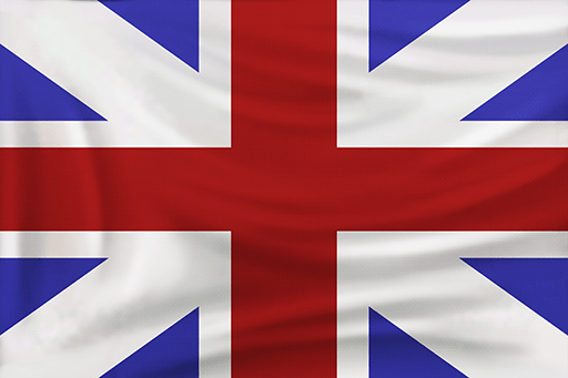 Flag of British in Age of Empires III: Definitive Edition