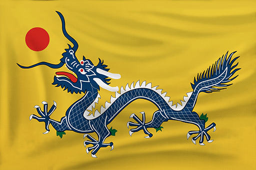 Flag of Chinese in Age of Empires III: Definitive Edition