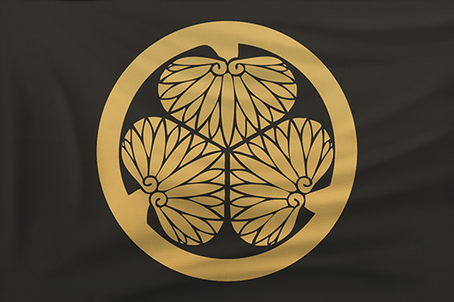 Flag of Japanese in Age of Empires III: Definitive Edition