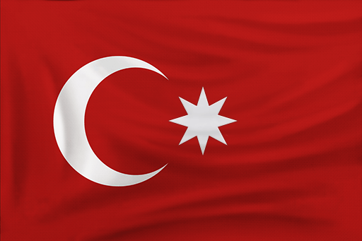 Flag of Ottomans in Age of Empires III: Definitive Edition