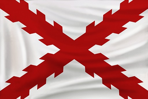 Flag of Spanish in Age of Empires III: Definitive Edition