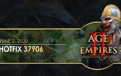 Age of Empires II: Definitive Edition — Update 37650 + Hotfix