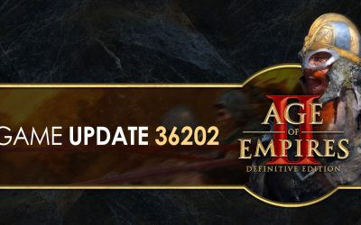 Age of Empires II: Definitive Edition — Update 36202