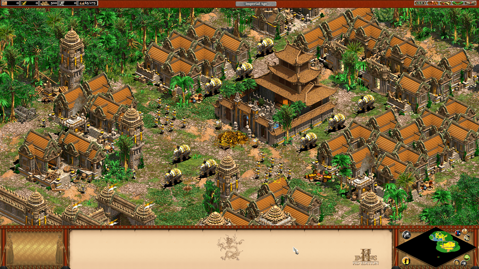 Age of Empires II HD [Archives] - Page 2 - Canardpc com