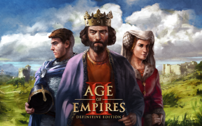 Age of Empires II: DE – Lords of the West OUT NOW!