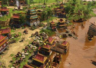Chinese in Age of Empires III: Definitive Edition