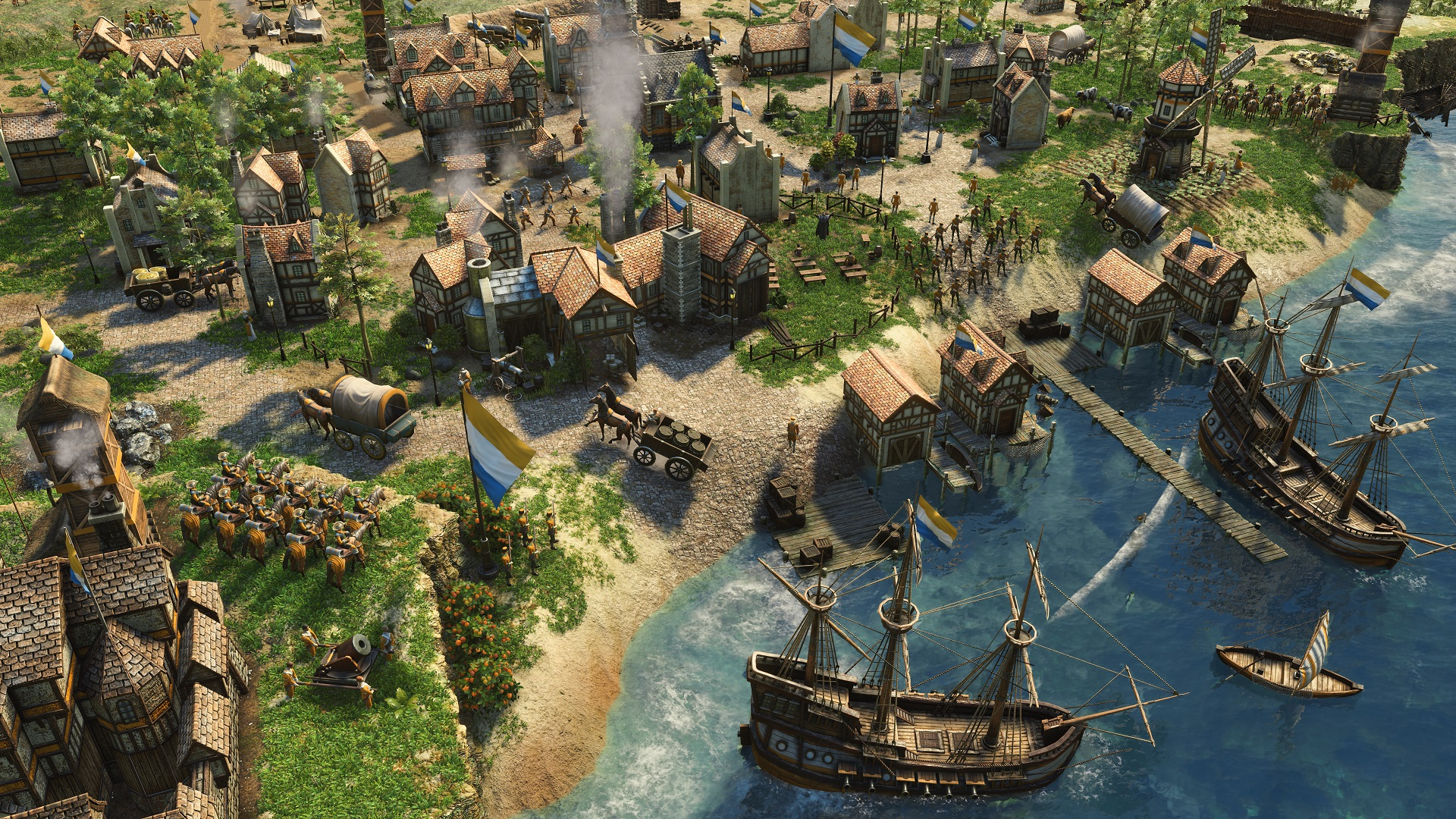 Dutch in Age of Empires III: Definitive Edition