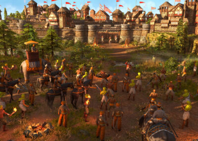 Age of Empires III Definitive Edition - The Company