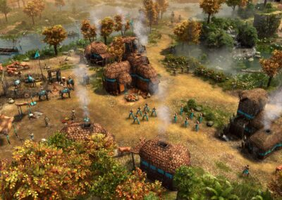 Haudenosaunee in Age of Empires III: Definitive Edition