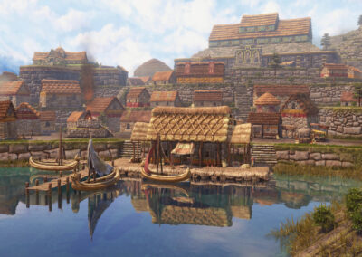 Age of Empires III Definitive Edition - Inca Home City