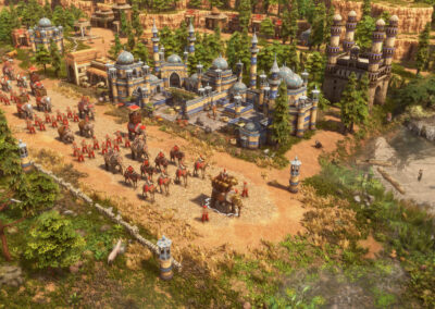 Age of Empires III Definitive Edition - Indian Army