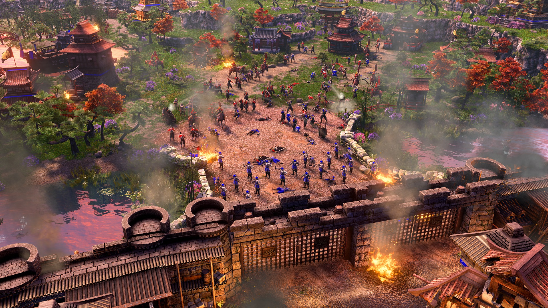Japanese in Age of Empires III: Definitive Edition