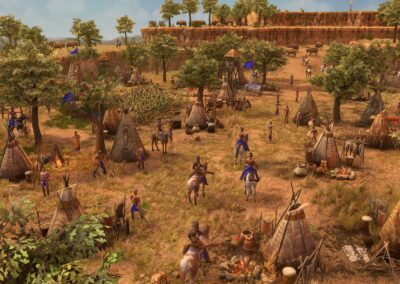 Lakota in Age of Empires III: Definitive Edition