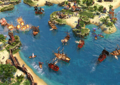 Age of Empires III Definitive Edition - Pirates of the Caribbean