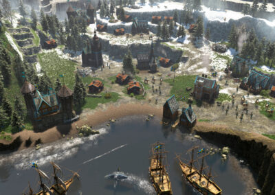 Age of Empires III Definitive Edition - Sweden First Look