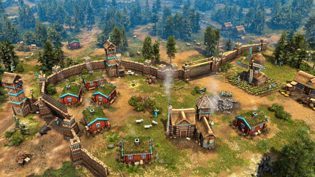 Sweden in Age of Empires III: Definitive Edition