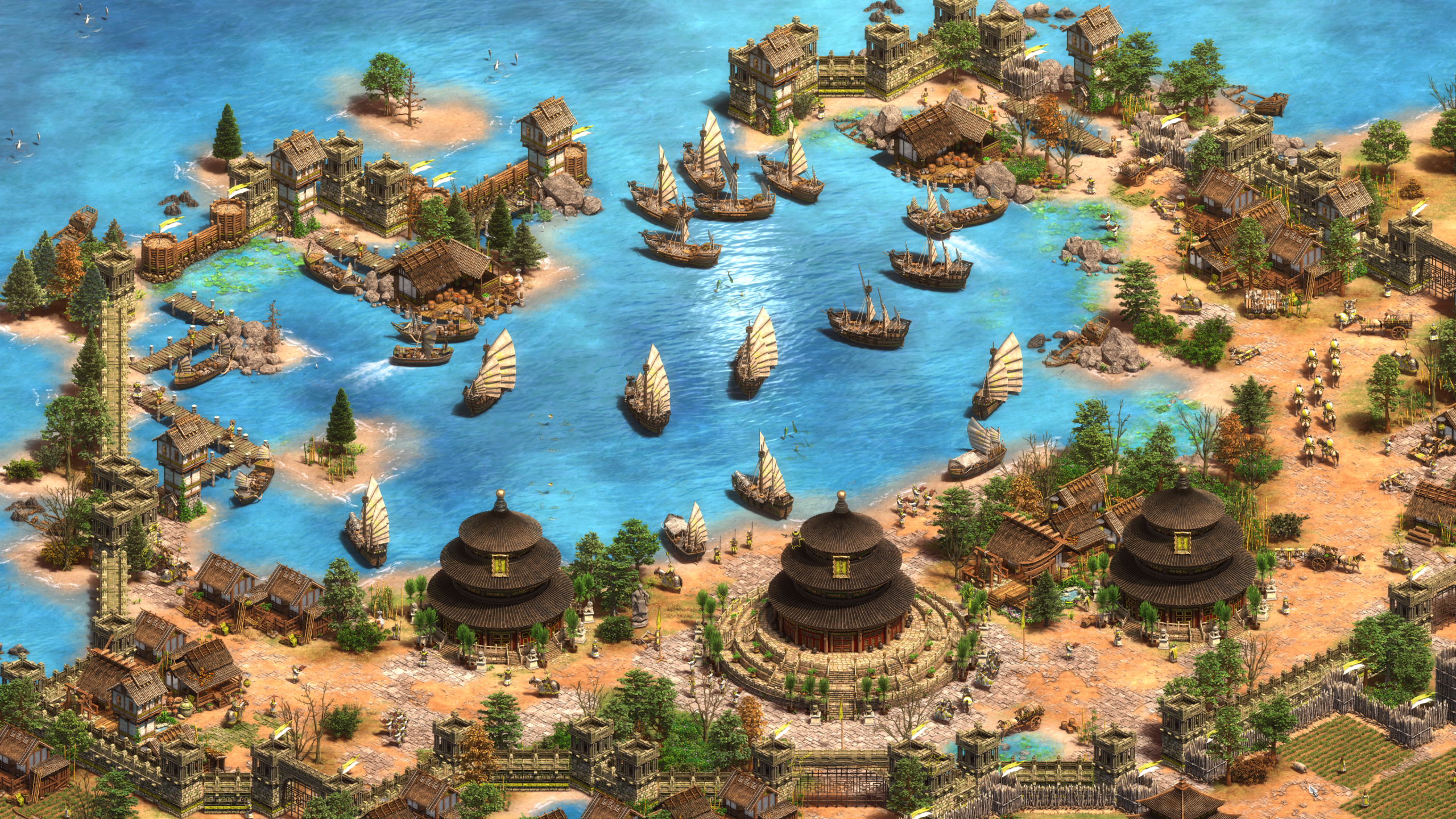 Chinese in Age of Empires II: Definitive Edition