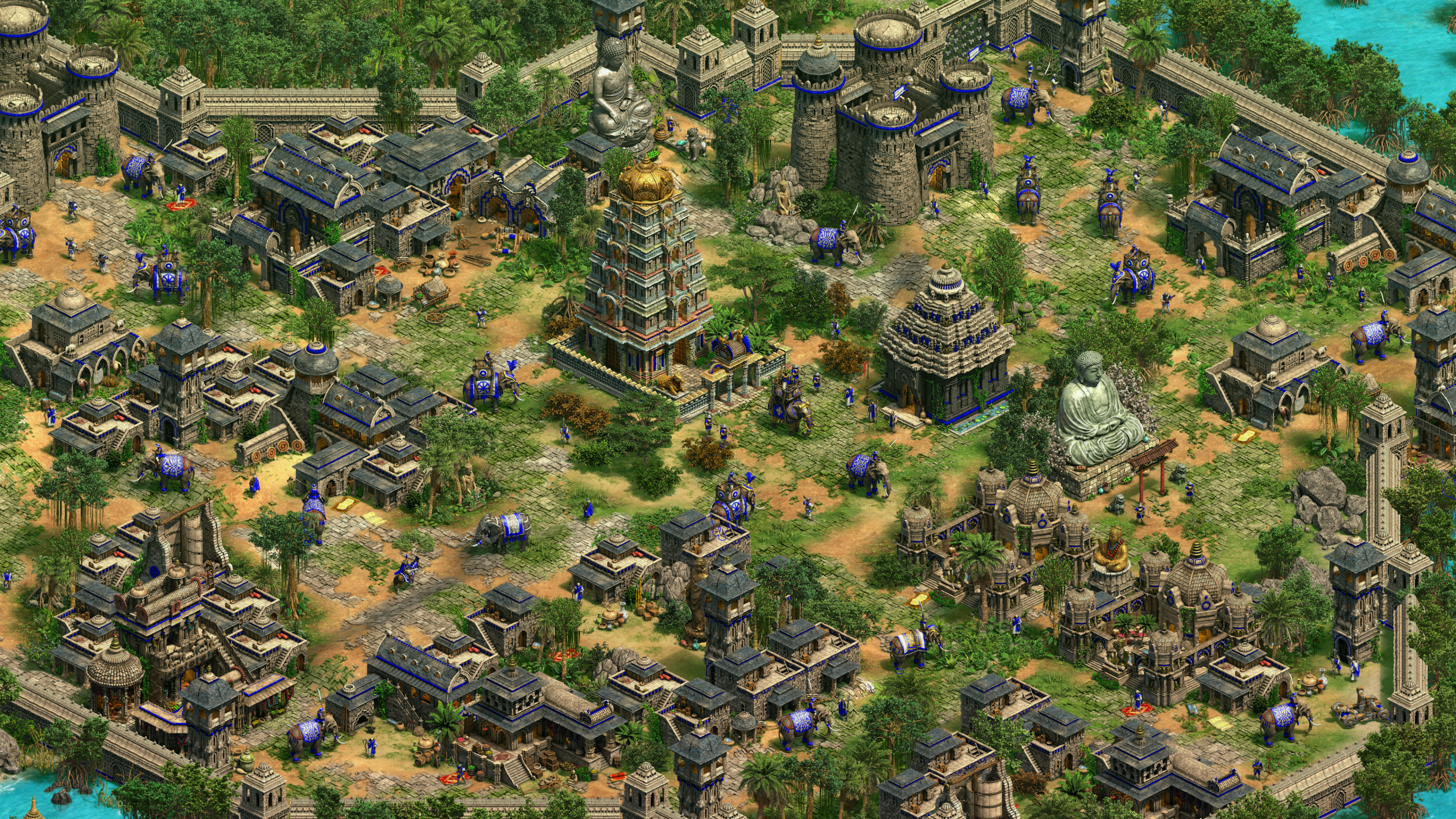Indians in Age of Empires II: Definitive Edition