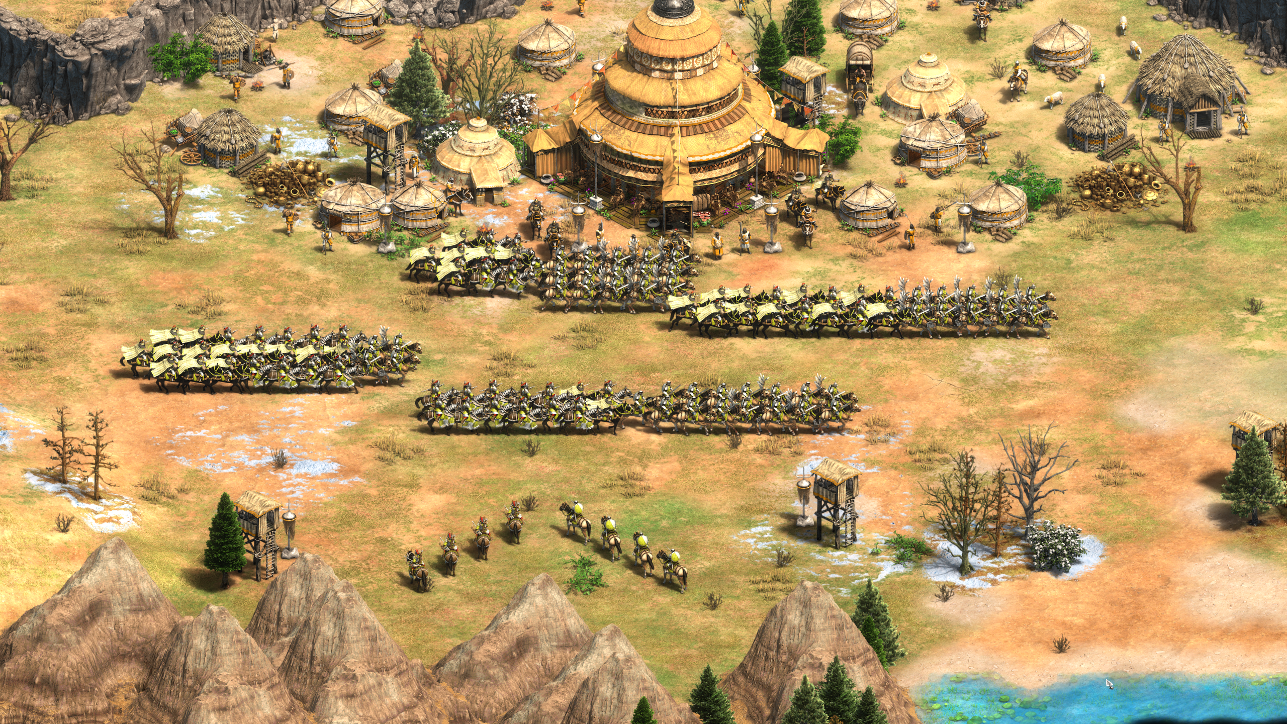 Mongols in Age of Empires II: Definitive Edition