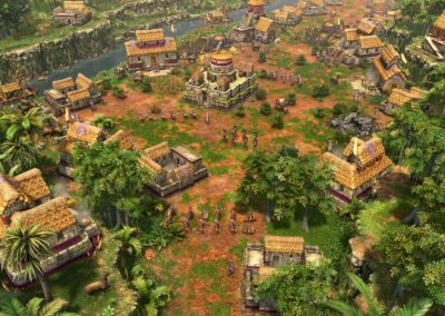 Inca in Age of Empires III: Definitive Edition