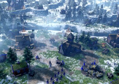 Swedes in Age of Empires III: Definitive Edition