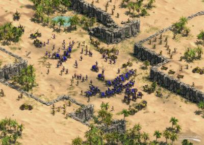 Chariot Ambush