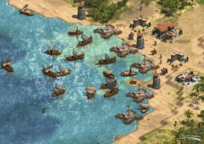 Phoenician Harbour