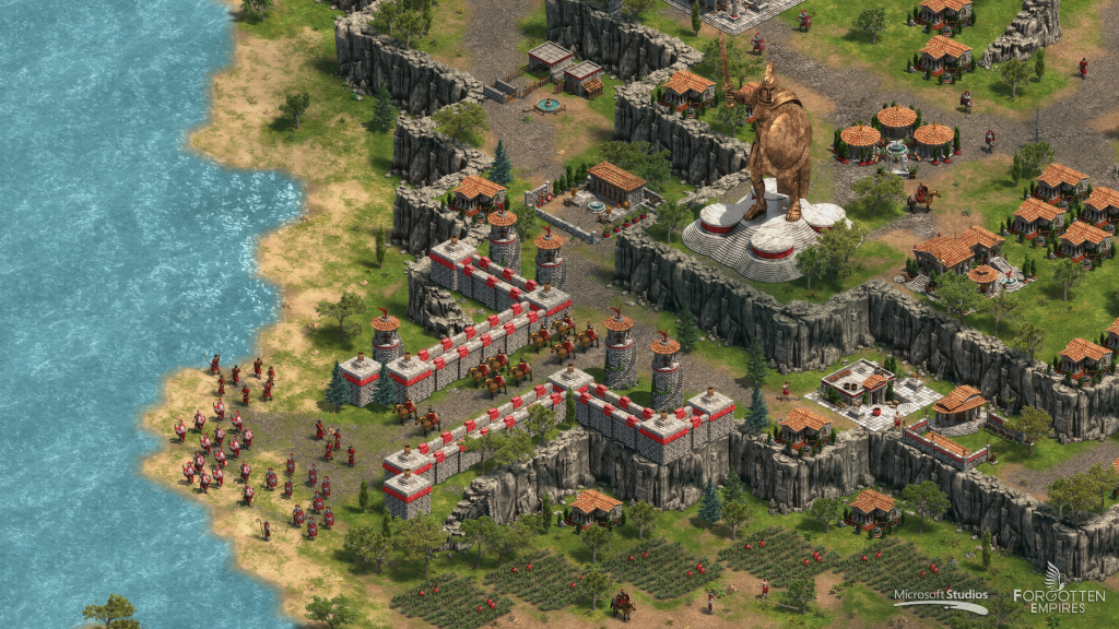 Age Of Empires Definitive Edition Forgotten Empires