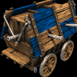Hussite Wagon Icon in Age of Empires II