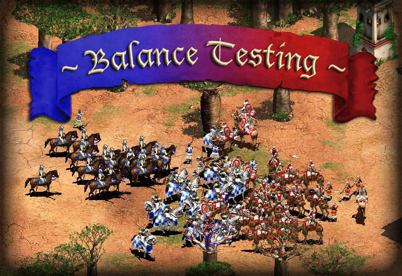 Age of Empires II HD – Dev Blog #6 – Balance Testing