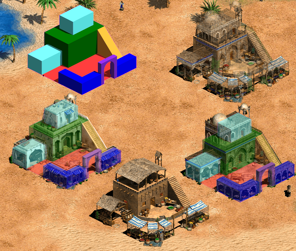 Buildings In Age Of Empires
