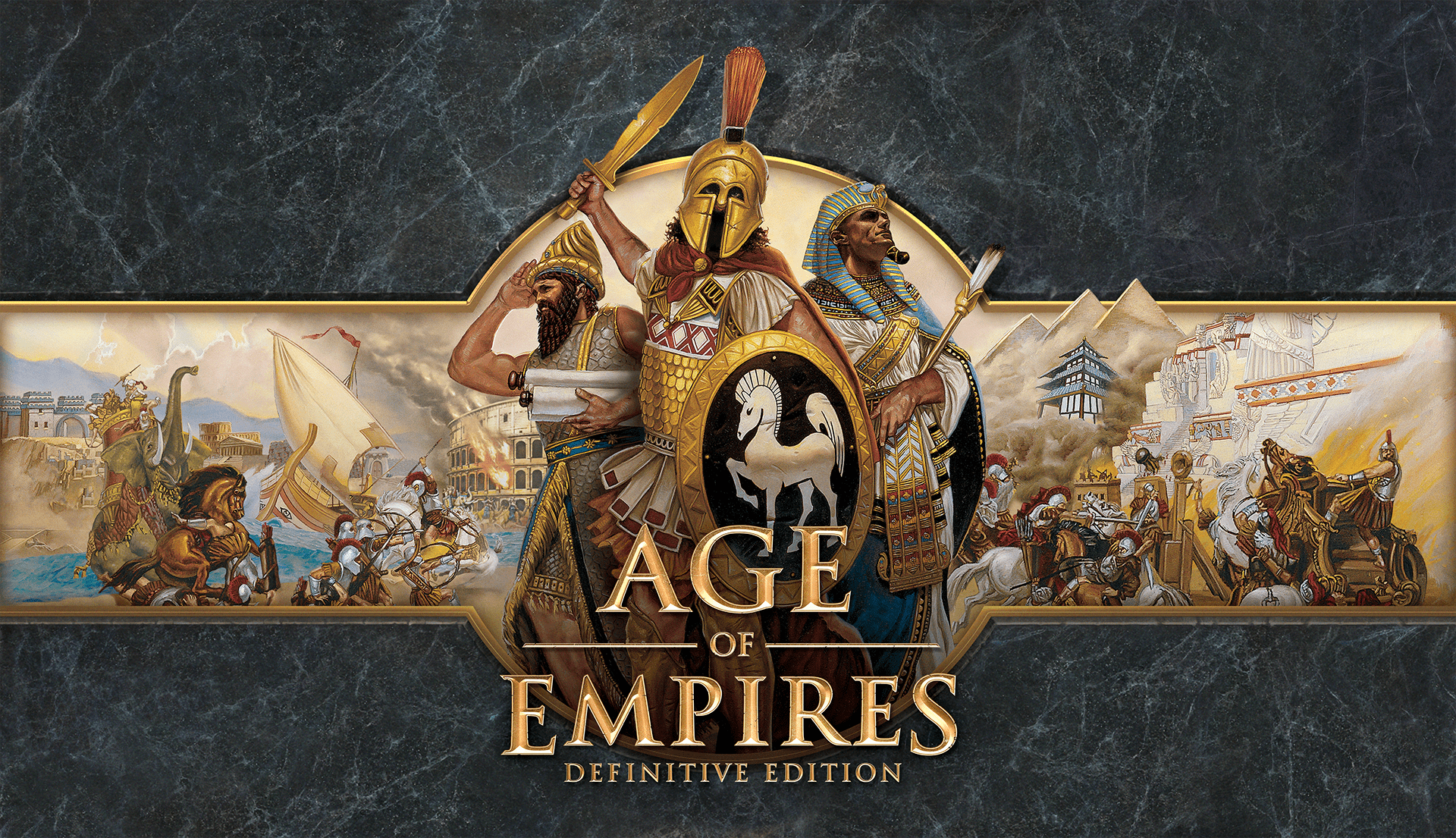 Resultado de imagem para Age of Empires Definitive Edition