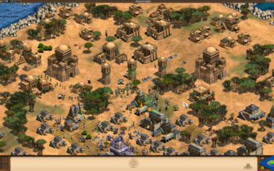 Age of Empires II HD – Dev Blog #7 – Marco Polo, new maps!