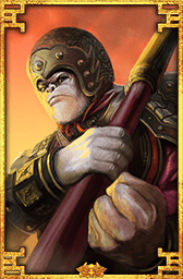 god minor portrait chinese sunwukong